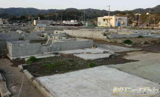 東日本大震災 宮城県 気仙沼市 被災地