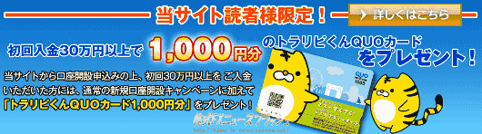 マネースクウェア・ジャパン m2j タイアップ キャンペーン QUOカード(2013年12月31日(火)まで)