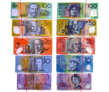 オーストラリアドル 豪ドル オージー オージードル