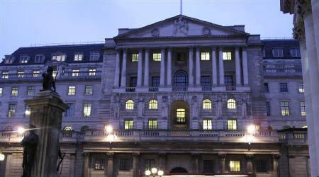 イングランド銀行 英中央銀行 Bank of England