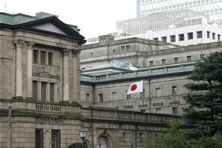 日本銀行 日銀 (Bank of Japan)