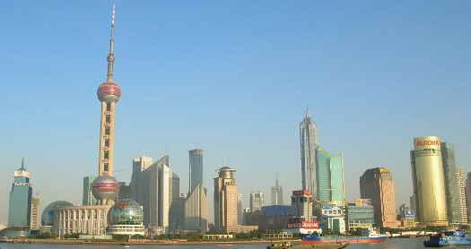 中国 上海テレビ塔