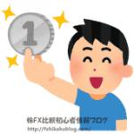 FX キャンペーン 口座残高 1円残して出金
