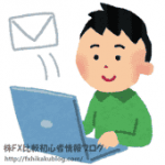 男性 メール送信