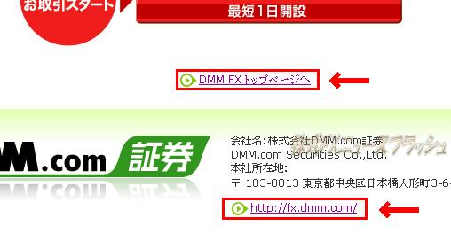 DMM.com証券 DMMFX バーチャル取引 バーチャルFX デモ取引
