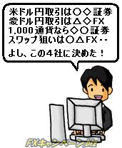 FX 複数口座開設