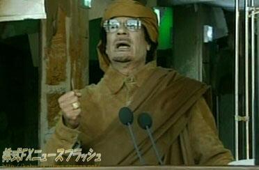 リビア情勢 反政府 反体制派 デモ 原因 理由 なぜ カダフィ大佐 資産 YouTube 動画