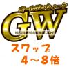 ゴールデンウィーク GW 連休 スワップポイント スワップ金利 4倍 8倍 スワップポイント0 付かない 理由 なぜ?