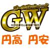 ゴールデンウィーク GW 円高 円安 ドル高 ドル安 為替相場 為替動向 傾向 過去 チャート