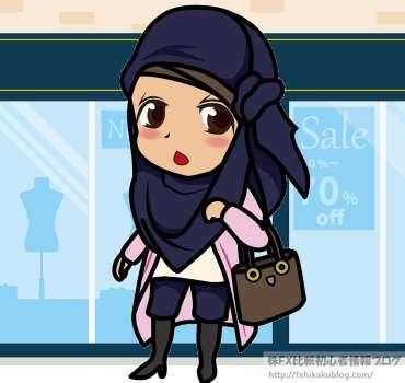 ヒジャブ ヘジャブ 中東 ムスリム イスラム アラブ人女性 女の子