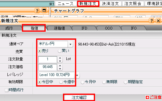 MJ Spotboard エムジェイ 入金キャンペーン 新規注文 指値