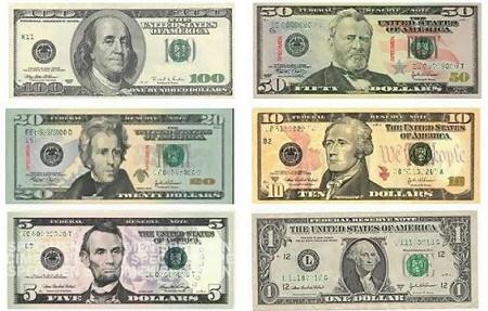 アメリカドル 米ドル USD